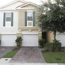 Rental info for 815 Pipers Cay Drive