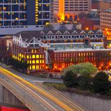 Rental info for The Penthouses | One Baltimore Place in the SoNo area