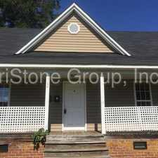 Rental info for 952 Connor Street in the Statesville area