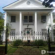 Rental info for $900 2 bedroom Apartment in East Baton Rouge in the Garden District area