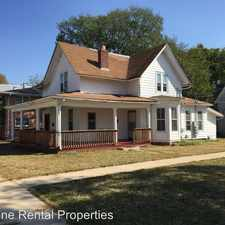 Rental info for 603 N 2nd St in the Rockford area