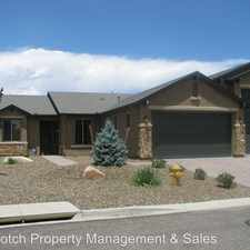 Rental info for 8466 N. Cyclone Drive in the Prescott Valley area