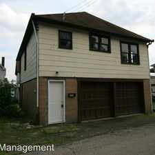Rental info for 109 Duquesne Ave. Rear in the West Mifflin area