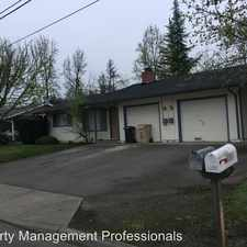 Rental info for 337 Beacon in the Grants Pass area