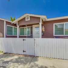 Rental info for 3376 Mission Blvd in the Mission Beach area