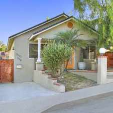 Rental info for 2110 India St in the Elysian Valley Riverside area