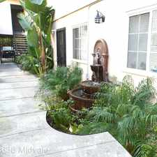 Rental info for 3638 Midvale Ave. APT 17 in the Palms area