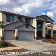 Rental info for 15754 W. Mescal St.