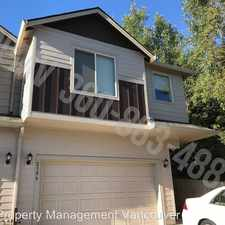 Rental info for 2306 NE 130th Ave. in the Vancouver area