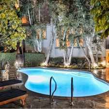 Rental info for L'Estancia in the Studio City area
