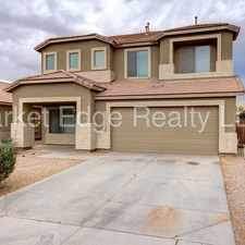 Rental info for 5 Bed in Maricopa