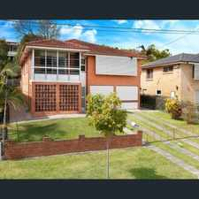 Rental info for Family Home with Two Living Areas! in the Brisbane area