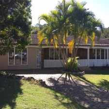 Rental info for NEATLY PRESENTED FAMILY HOME - ONE LEVEL - QUIET STREET in the Brisbane area