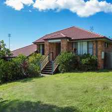 Rental info for BEAUTIFULLY LOCATED HILL TOP PROPERTY in the Gold Coast area