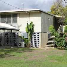 Rental info for FANTASTIC FAMILY HOME - 4 BEDROOMS, 2 BATHROOMS & A LARGE DECK