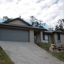 Rental info for Lowset Brick in Macadamia Grove Estate in the Narangba area