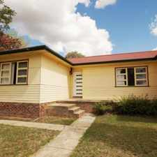 Rental info for Close to Armidale High School in the Armidale area
