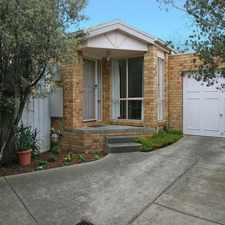 Rental info for LIVING IN THE HEART OF RINGWOOD