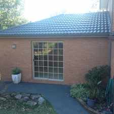 Rental info for Application Approved - Deposit Taken! in the West Pennant Hills area