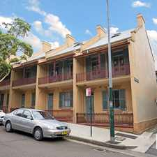 Rental info for Large & Spacious 3 Bedroom In The Heart of Sydneys University Precinct! 0422 807 874 in the Ultimo area