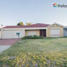 Rental info for Fantastic Family Location in the Seville Grove area