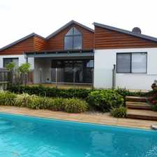 Rental info for Beachside living with a pool in the Tarcoola Beach area