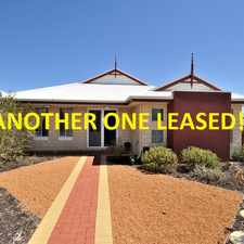Rental info for ONE WEEKS FREE RENT!! in the Perth area