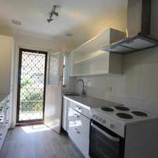 Rental info for Renovated two bedroom unit with bonus space for office/ gym AND lock up garage