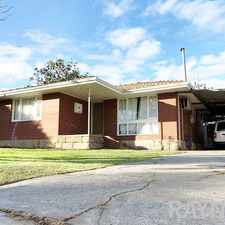 Rental info for Great Spacious Home in the Balga area
