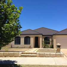 Rental info for Family Home With Large Garden in the Perth area
