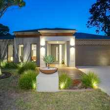 Rental info for Executive Residence Family Proportions in the Melbourne area