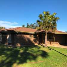 Rental info for NEAT 3 BEDROOM HOME ON SERVICE ROAD in the Brahma Lodge area
