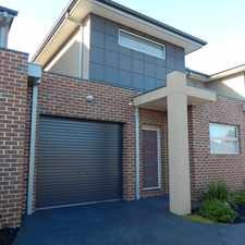 Rental info for Stylish Townhouse In The Ultimate Location! in the Melbourne area