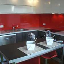 Rental info for CHIC UNIT WITH WHITE GOODS INCLUDED! in the The Hill area