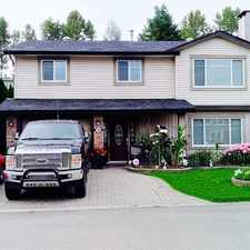 Rental info for Elizabeth Drive in the Coquitlam area