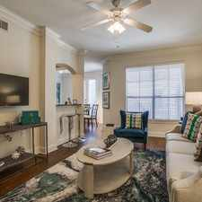 Rental info for Renaissance at Preston Hollow in the Dallas area
