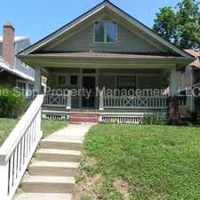Rental info for Stunning 2 bedroom, 1 bathroom home near the Plaza in Kansas City! in the Plaza Westport area