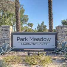 Rental info for Park Meadow