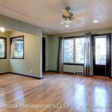 Rental info for 4735 NE 14th Place in the Vernon area