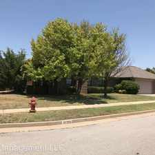 Rental info for 10300 Cumberland Lane in the 73162 area