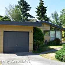 Rental info for 1725 NE 137th St. in the Olympic Hills area