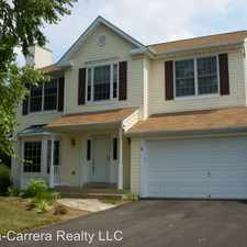 Rental info for 6 Oakfield Dr