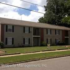 Rental info for 3605 MYNDERS AVE in the University of Memphis area