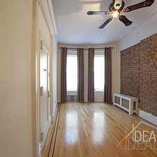 Rental info for Prospect Park West & Montgomery Place in the Park Slope area