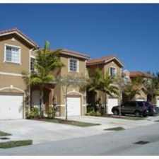 Rental info for SW 84th St & SW 148th Ave