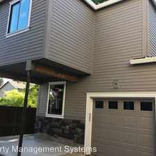 Rental info for 8219 SE 9th Ave - Unit B in the Sellwood-Moreland area