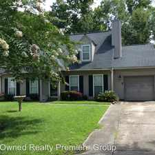 Rental info for 2410 Castlereagh Rd in the 29405 area