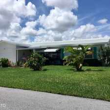 Rental info for 1105 Siesta Ave in the 33435 area