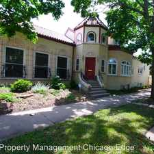 Rental info for 6658 N. Fairfield Ave in the West Ridge area