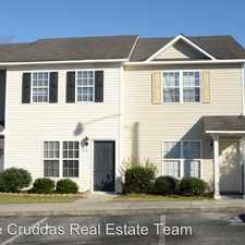 Rental info for 102 Spring Meadow Circle